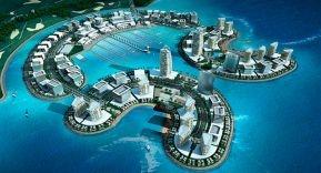 Astralpool Oriente Medio suministra 900 piscinas para Durrat Bahrein