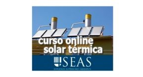 Curso online Energía solar térmica