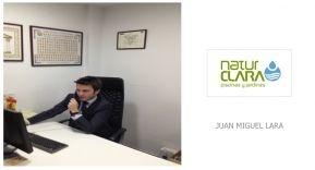 Entrevista con Juan Miguel Lara, de Naturclara