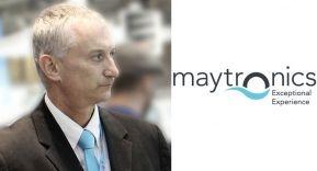 Eyal Tryber, nuevo CEO de Maytronics a partir de Septiembre