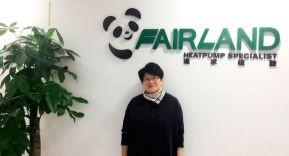 Fairland, referente mundial en bombas de calor para piscinas