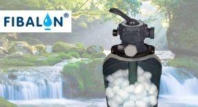 Fibalon: el nuevo medio filtrante alternativo a la arena