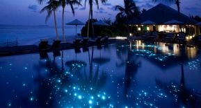 Firmamentos sumergidos, las estrellas en el fondo de tu piscina