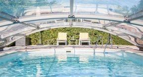 Las cubiertas de piscina 3.0, Diseños de última generación por Abrisud