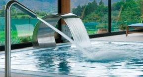 Las mejores cascadas y cañones para piscina y spa