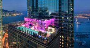 Las mejores piscinas urbanas del mundo en terrazas de hotel