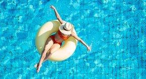 Las piscinas inteligentes y el ahorro energético