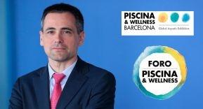 Ángel Celorrio, director del salón Piscina & Wellness Barcelona
