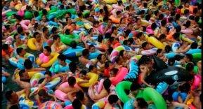 Productos para piscina, desde China
