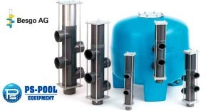 PS Pool Equipment, distribuidor exclusivo de Besgo AG