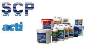 SCP amplia su gama de productos ACTI EXPERT para el tratamiento del agua.