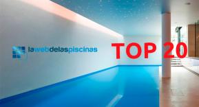 TOP 20 2019 en Piscinas y Wellness