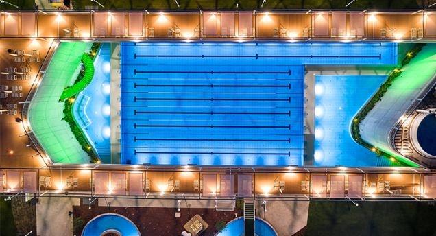 Pasión por la piscina y wellness sostenible y responsable