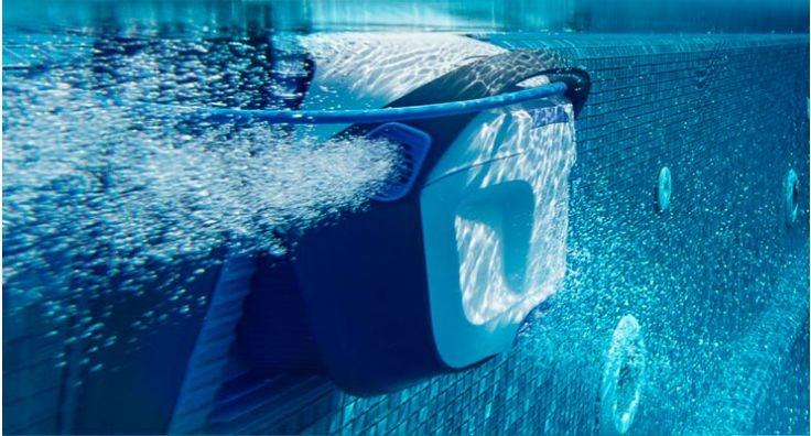 Los mejores limpiafondos para piscina
